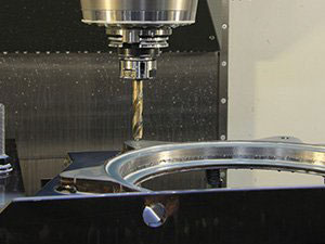 CNC Machining Close-up
