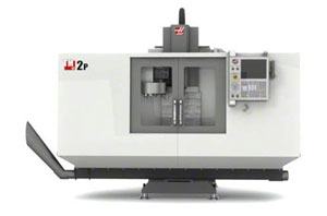 Haas TM-2P CNC Mill