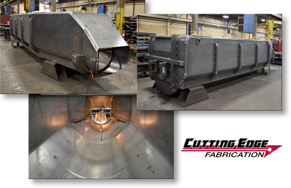 Fabrication Finishing and Final Inspection Stage
