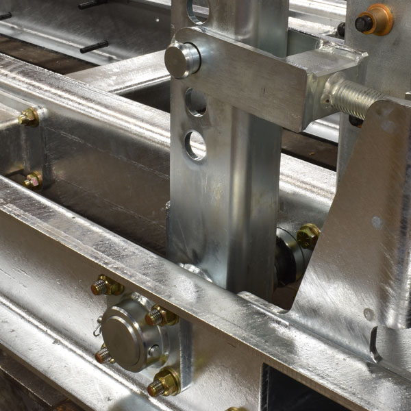 Heavy Plate Fabrication Photo