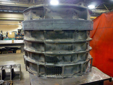 Drum Fabrication