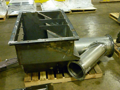 Plenum Fabrication