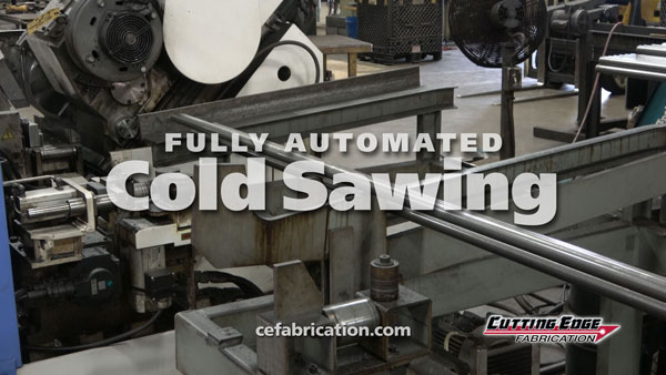 Cold Sawing