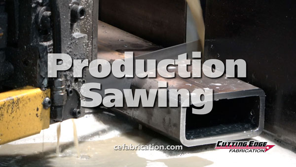 Production Sawing
