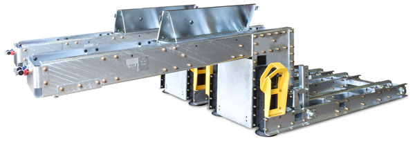 Semi-Truck Carrier Sheet Metal Assembly