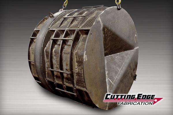Rotating Drum Fabrication