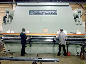 Accurpress Press Brake